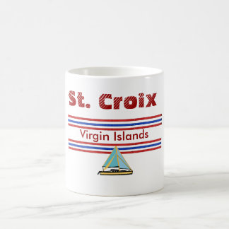 St Croix - taza del recuerdo