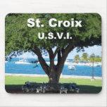 St. Croix  U.S.V.I. Mousepads