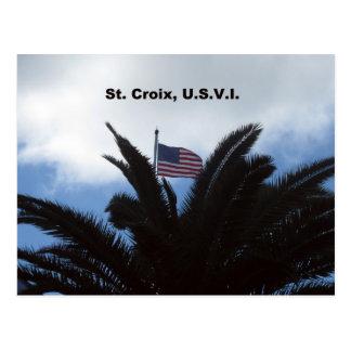 St. Croix, U.S.V.I. Postcard