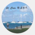 St. Croix, U.S.V.I. Stickers
