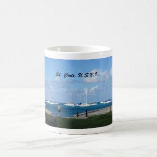 St. Croix, U.S.V.I. Taza Clásica