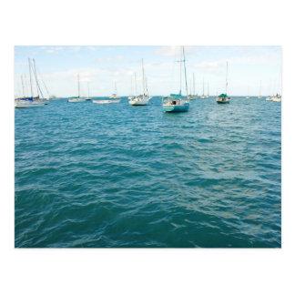 St. Croix, US Virgin Islands Ocean Postcard
