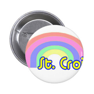 St. Croix, US Virgin Islands Pinback Buttons
