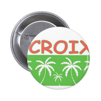 St. Croix, US Virgin Islands Pins