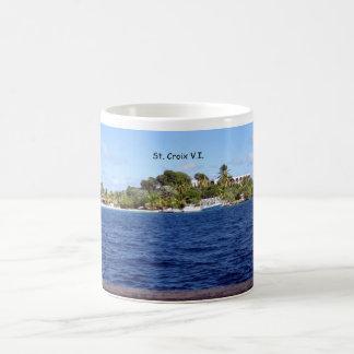 St. Croix, V.I. Coffee Mug