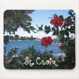 St. Croix, V.I. Mouse Pad