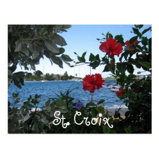 St. Croix, V.I. Postcard