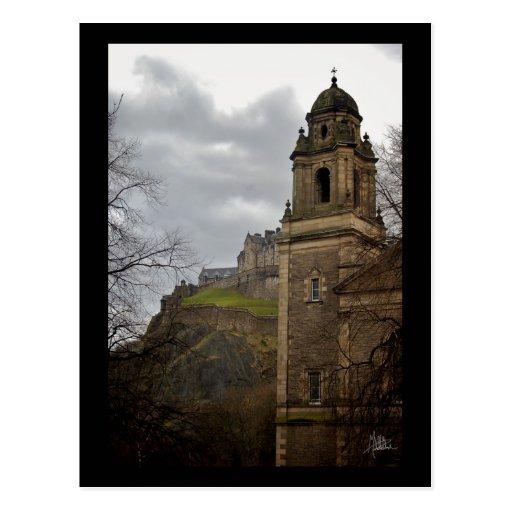 St Cuthbert, Edimburgo [postal]