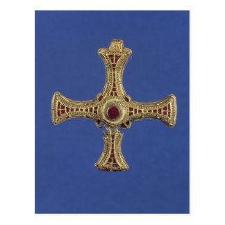 St. Cuthbert's Cross Postcard