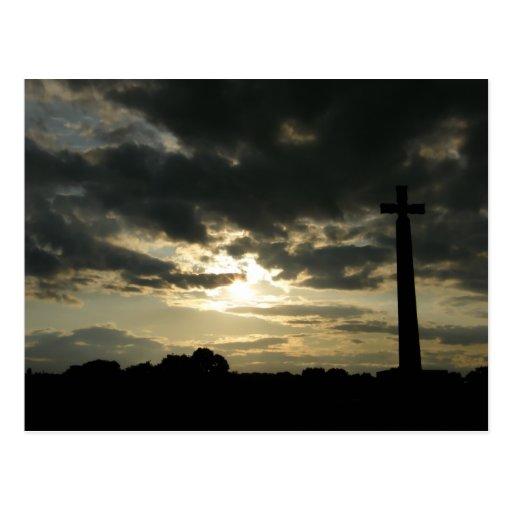 St. Cuthbert's Cross Post Cards
