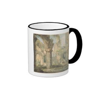 St. Cuthbert's Holy Island, 1797 (w/c over pencil Coffee Mug