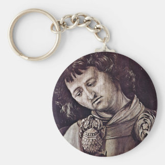 St. Cyracus Heals The Daughter Of Diocletian, Det Key Chain