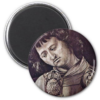 St. Cyracus Heals The Daughter Of Diocletian, Det Refrigerator Magnets