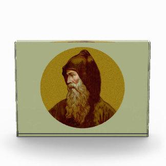 St. Cyril el pisapapeles de Horiz del monje (M