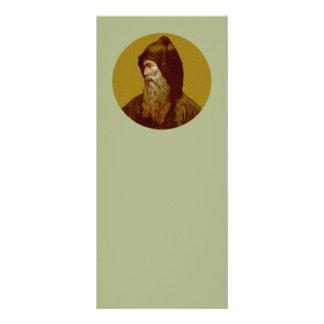 St. Cyril the Monk (M 002) Custom Blank Rack Card