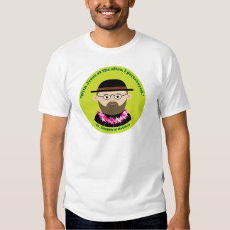 St. Damián de Molokai Camisas