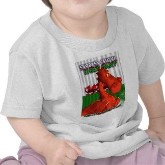 St David s Day Welsh Card Dydd Gwyl Dewi Sant Shirt