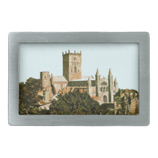 St. David's Cathedral Belt Buckle