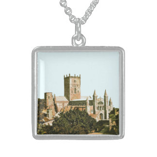St. David's Cathedral Neckwear Sterling Silver Necklace