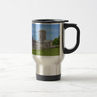 St David's Cathedral Travel Mug