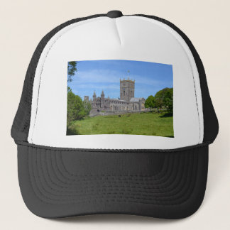 St David's Cathedral Trucker Hat