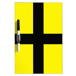 St. David's Day - Flag Dry Erase Whiteboards