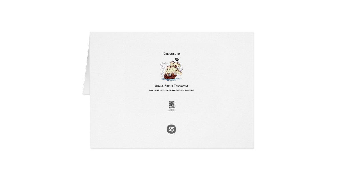 St. David's Day Greeting Card | Zazzle