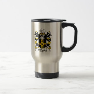 St David's Family Crest Coffee Mug