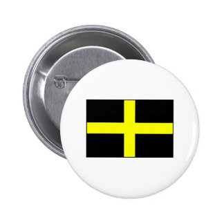 St. David's Flag Wales Welsh Pinback Buttons