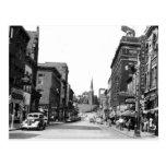St. de Baltimore, el Cumberland, MD Postales