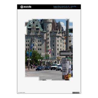 St. de ELGIN de la ruda, Montreal iPad 3 Pegatina Skin