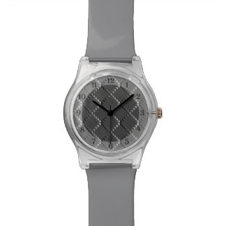 St del metal del cromo de la travesía de Criss del Relojes