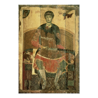St. Demetrius de Salonica, siglo XII Posters