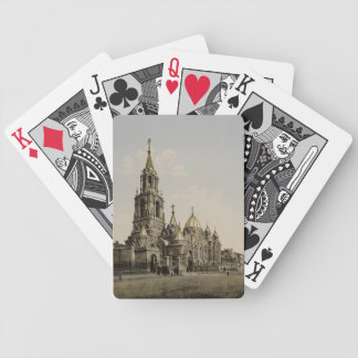 St. Demitry, Charkow, Russia (Ukraine) Bicycle Playing Cards
