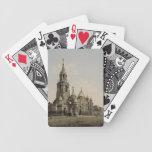 St. Demitry, Charkow, Russia (Ukraine) Poker Cards