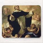 St Dominic, 1170-1221 Alfombrillas De Ratón