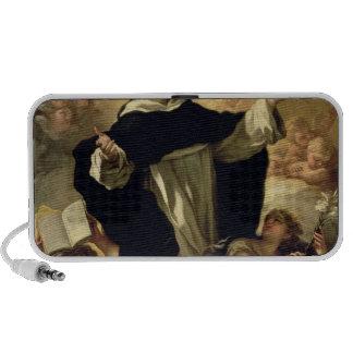 St Dominic, 1170-1221 Altavoz