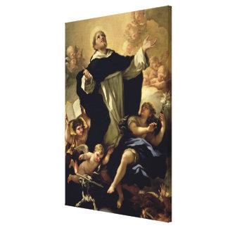 St Dominic, 1170-1221 Lona Estirada Galerias