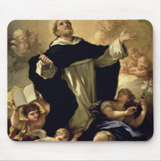 St. Dominic, 1170-1221 Mouse Pad