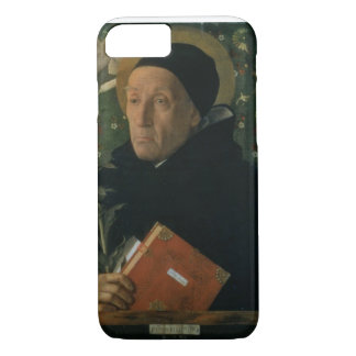 St. Dominic, 1515 (oil on canvas) iPhone 8/7 Case