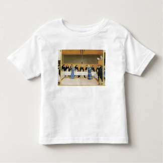St. Dominic and his Companions Fed by Angels Toddler T-shirt