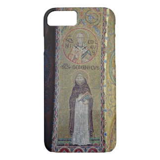 St. Dominic and St. Nicholas, mosaic in the atrium iPhone 8/7 Case