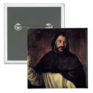 St. Dominic Pinback Button
