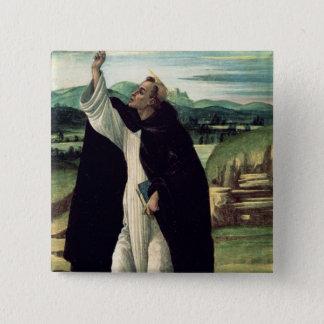 St. Dominic, c.1498-1505 Button