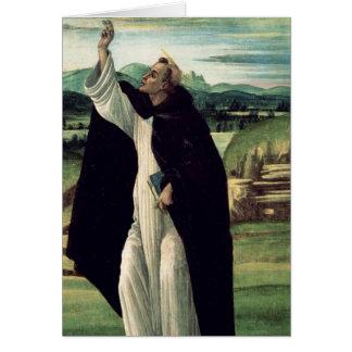 St. Dominic, c.1498-1505 Card