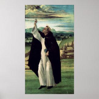 St. Dominic, c.1498-1505 Poster