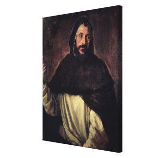 St. Dominic Canvas Print