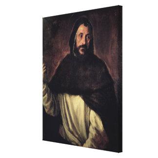 St. Dominic Canvas Print