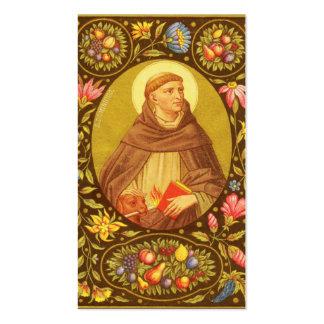 St. Dominic de Guzman (PM 02) Full Bleed Business Card