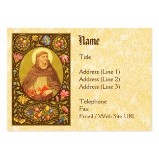 St. Dominic de Guzman (PM 02) Large Business Card
